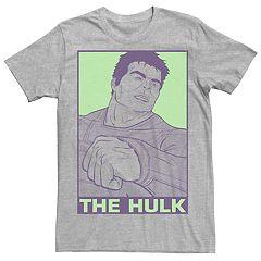 Men's Avengers Hulk Character Tee