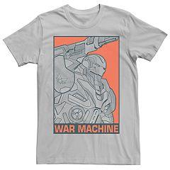 Men's Avengers War Machine Tee