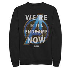 Men's Avengers Endgame Closing Sweatshirt