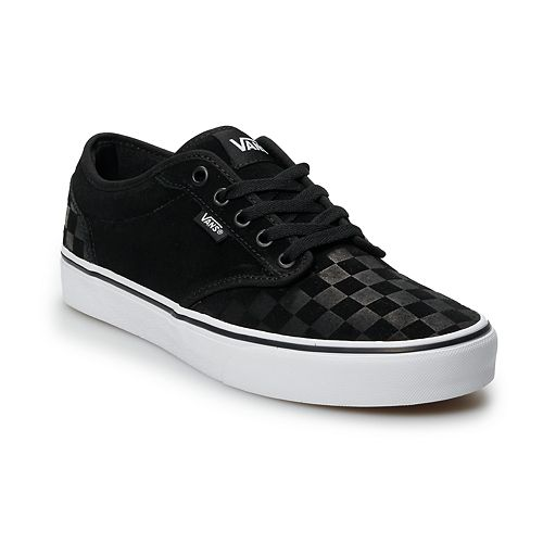 Vans Atwood Men's Checkered Skate Shoes