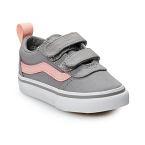 Vans Ward V Toddler Girls' Skate Shoes