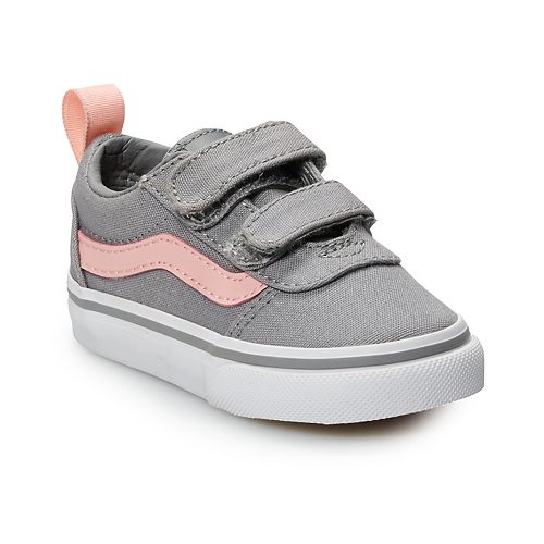 Vans Ward V Toddler Girls' Skate Shoes