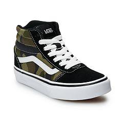 b9fceab7a178 Vans Ward Hi Kid's Skate Shoes