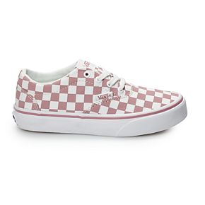 Vans Doheny Girl's Checkerboard Skate Shoes