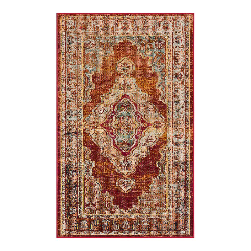 Safavieh Crystal Iris Rug, 8X10 Ft