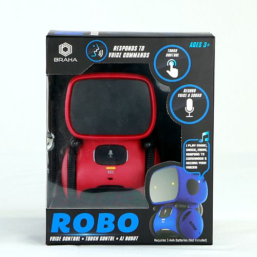 Boxer Interactive Robot Buddy New Boxed