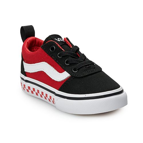 Vans Ward Slip Toddler Boys' Skate Shoes