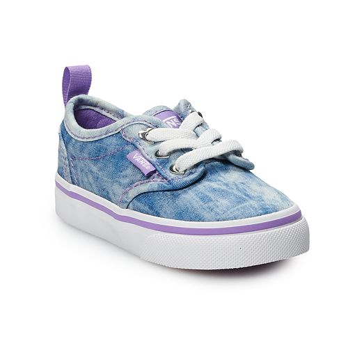Vans Atwood Slip Toddler Girls' Skate Shoes