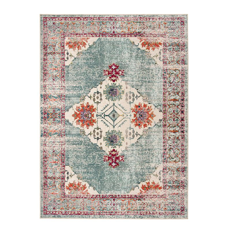 Safavieh Crystal Rory Rug. Multicolor. 8X10 Ft