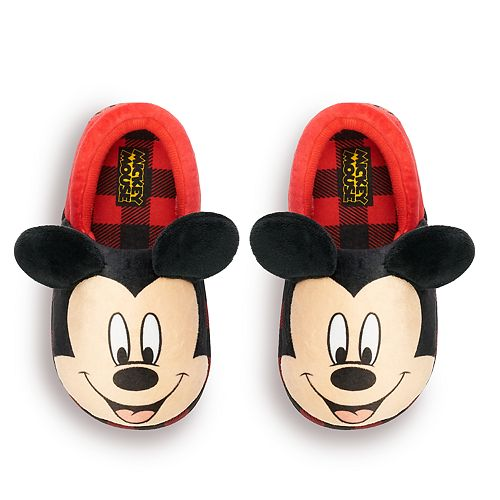 Boys Disney Slippers *Mickey Mouse*