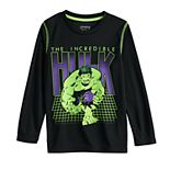 Boys 4-12 Jumping Beans® Incredible Hulk Active Long-Sleeve Tee