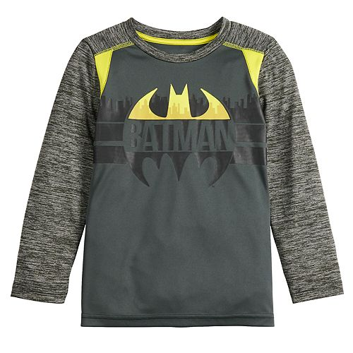 Boys 4-12 Jumping Beans® Batman Long-Sleeve Graphic Tee