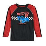 Boys 4-12 Jumping Beans® Hot Wheels Long-Sleeve Tee