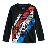 Boys 4-12 Jumping Beans® Avengers Long-Sleeve Tee