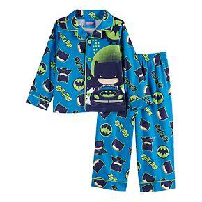 Toddler Boy 2T-5T Batman Pajama Set