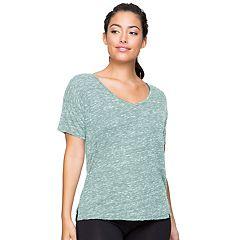 Women's Colosseum Farrah Short Sleeve Tee