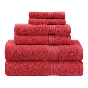 Columbia Quick Dry Super Absorbent 6-piece Bath Towel Set