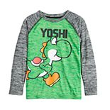 Boys 4-12 Jumping Beans® Yoshi Graphic Long-Sleeve Tee