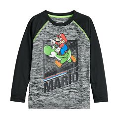 8dffb7f5 Boys Graphic T-Shirts Kids Super Mario Brothers Tops & Tees - Tops ...