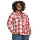 Women's SONOMA Goods for Life® Fall Essential Shirt