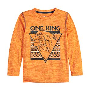 Boys 4-12 Jumping Beans Lion King Active Long-Sleeve Tee
