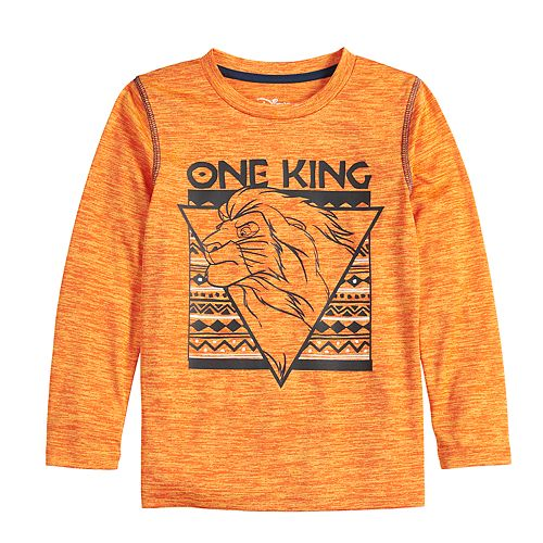 Boys 4-12 Jumping Beans® Lion King Active Long-Sleeve Tee