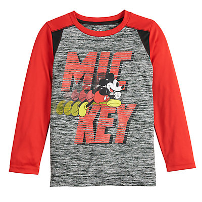 Boys 4-12 Jumping Beans® Mickey Active Tee