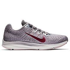 sale retailer 37ac3 6805f Nike Air Zoom Winflo 5 Women s Running Shoes. Ember Glow White Vast Gray  Black ...