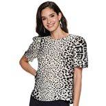 Women's Apt. 9® Puff Sleeve Top