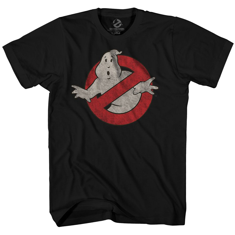 Boys 8-20 Ghostbusters Logo Tee