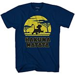 "Boys 8-20 Disney's The Lion King ""Hakuna Matata"" Graphic Tee"
