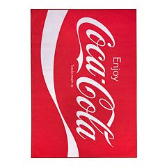 Floordecor USA Enjoy Coca-Cola Rug