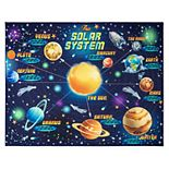 Smithsonian Way Out in Space Education Rug