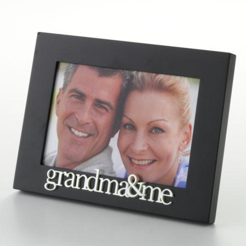 Malden grandma and me Frame