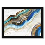 "Americanflat ""Crystallized LII"" Framed Wall Art"