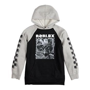 Boys 8 20 Roblox Fleece Graphic Hoodie
