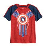Boys 4-12 Jumping Beans® Captain America Graphic Tee