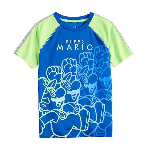 Boys 4-12 Jumping Beans® Super Mario Future Graphic Tee