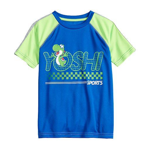 Boys 4-12 Jumping Beans® Yoshi Graphic Tee
