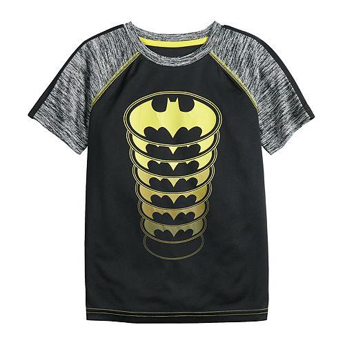 Boys 4-12 Jumping Beans® Poly Active Batman Tee