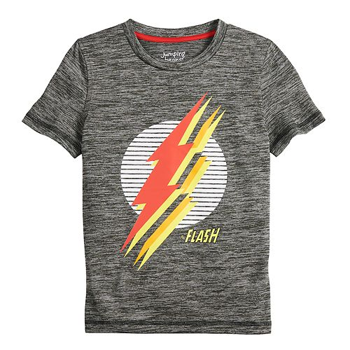 Boys 4-12 Jumping Beans® Poly Active Flash Tee