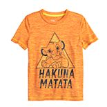 Boys 4-12 Disney's Lion King Simba Tee by Jumping Beans®