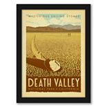 "Americanflat ""Death Valley"" Framed Wall Art"