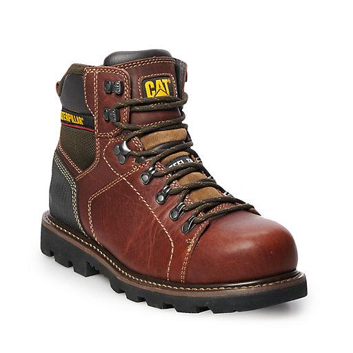 149a28150 Caterpillar Alaska 2.0 Men's Steel Toe Work Boots