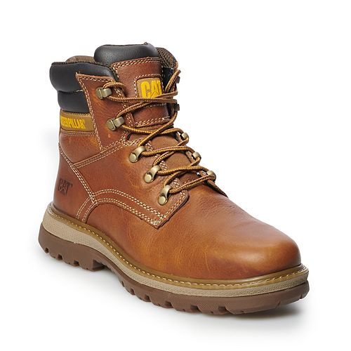 e00cba886b9 Caterpillar Fairbanks Men's Steel Toe Work Boots