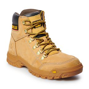 Caterpillar Deplete Men's Waterproof Work Boots