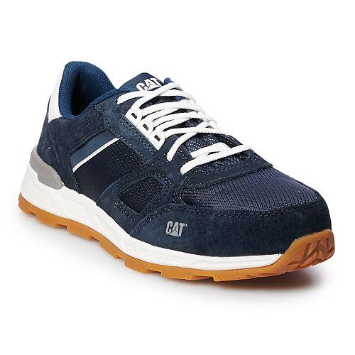 Caterpillar Woodward Men's Steel Toe Work Shoes