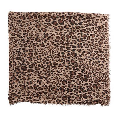 Women's Apt. 9® Leopard Printed Square Scarf