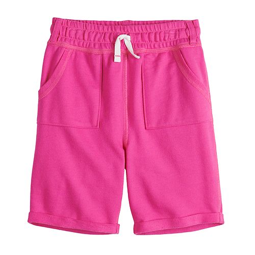 Toddler Girl Jumping Beans® Adaptive French Terry Shorts