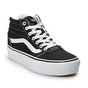 Vans® Ward Women's Platform Skate Shoes